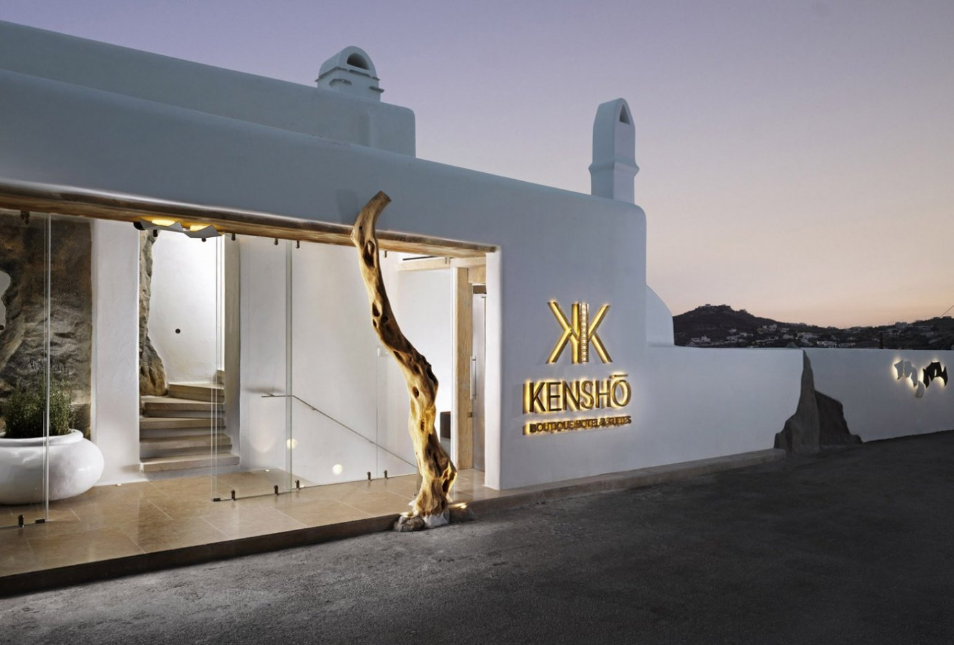 Kensho Boutique Hotels & Suites Ornos